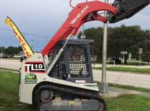 Takeuchi TL10 Track Loader