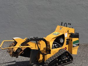 Vermeer SC30tx Stump Grinder